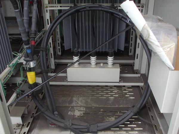 堺市内介護施設動力トランス増設工事