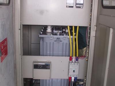 八尾市工場 動力50kVA→100kVAに変換のサムネイル