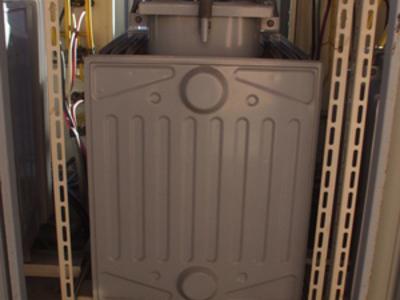 市内微量PCB入変圧器搬出工事のサムネイル