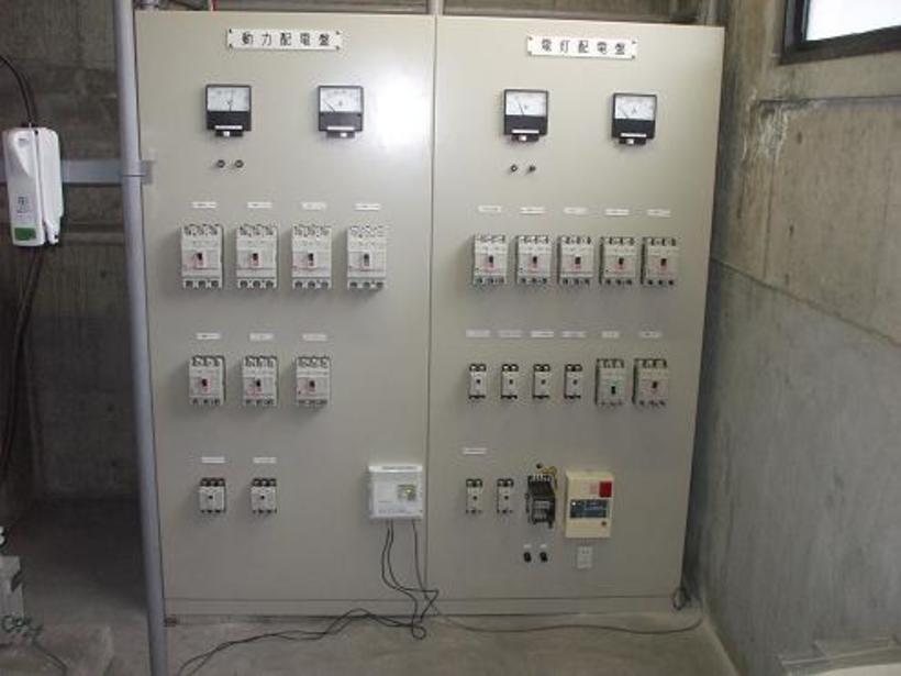 電気室改修~テナントビル~のサムネイル