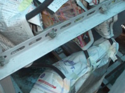キュービクル塗装工事~大阪市内~1のサムネイル