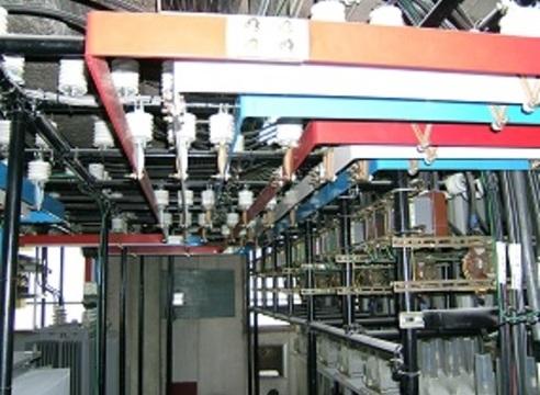 電気室~工場I~