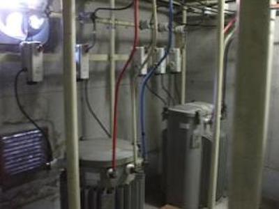電気室改修~マンション~のサムネイル