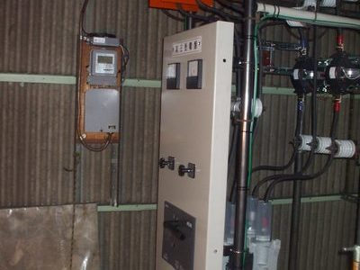 大阪市内工場 電気室改修工事のサムネイル