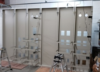 奈良県 某工場 パネル盤製作