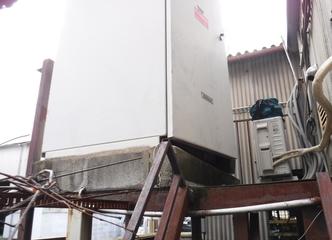 東大阪市工場 高圧ケーブル改修・他