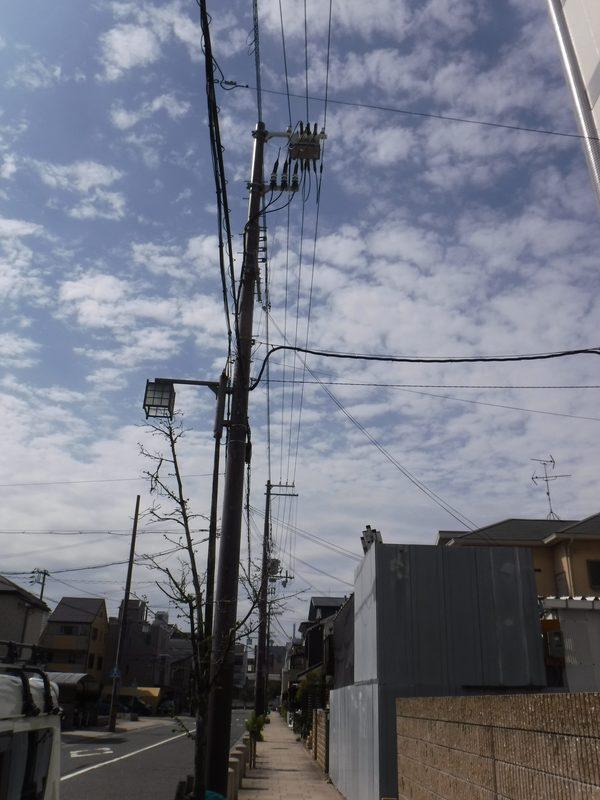 尼崎市事務所ビル 高圧ケーブル改修・機器交換